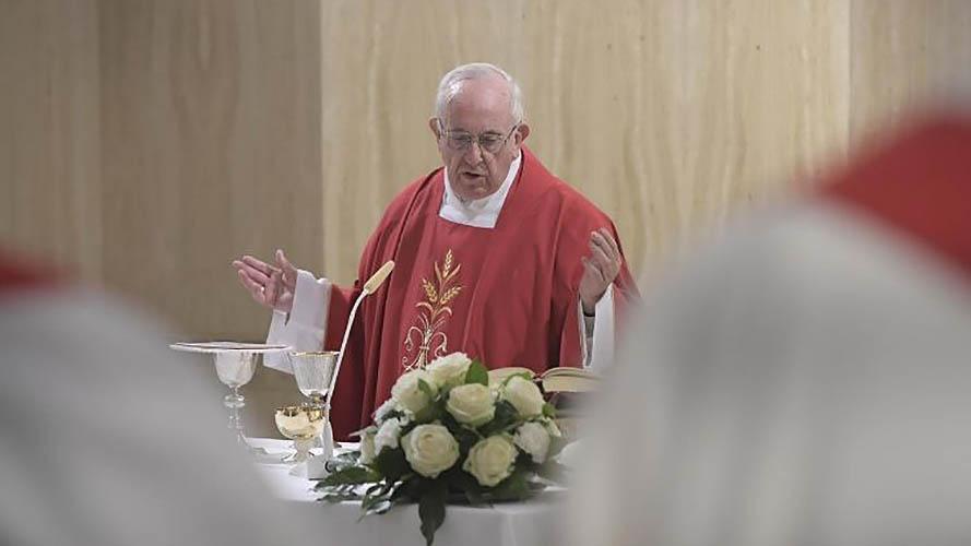 Misa en Santa Marta, 20-09-2018 © Vatican Media