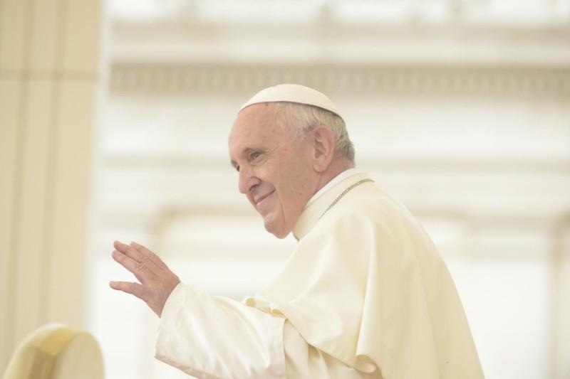 El Papa Francisco, en la audiencia general © Vatican Media