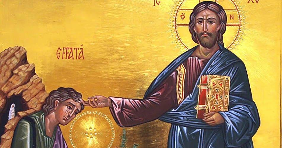 Éffeta © Franciscanos Eucarísticos Pobres de Nazaret
