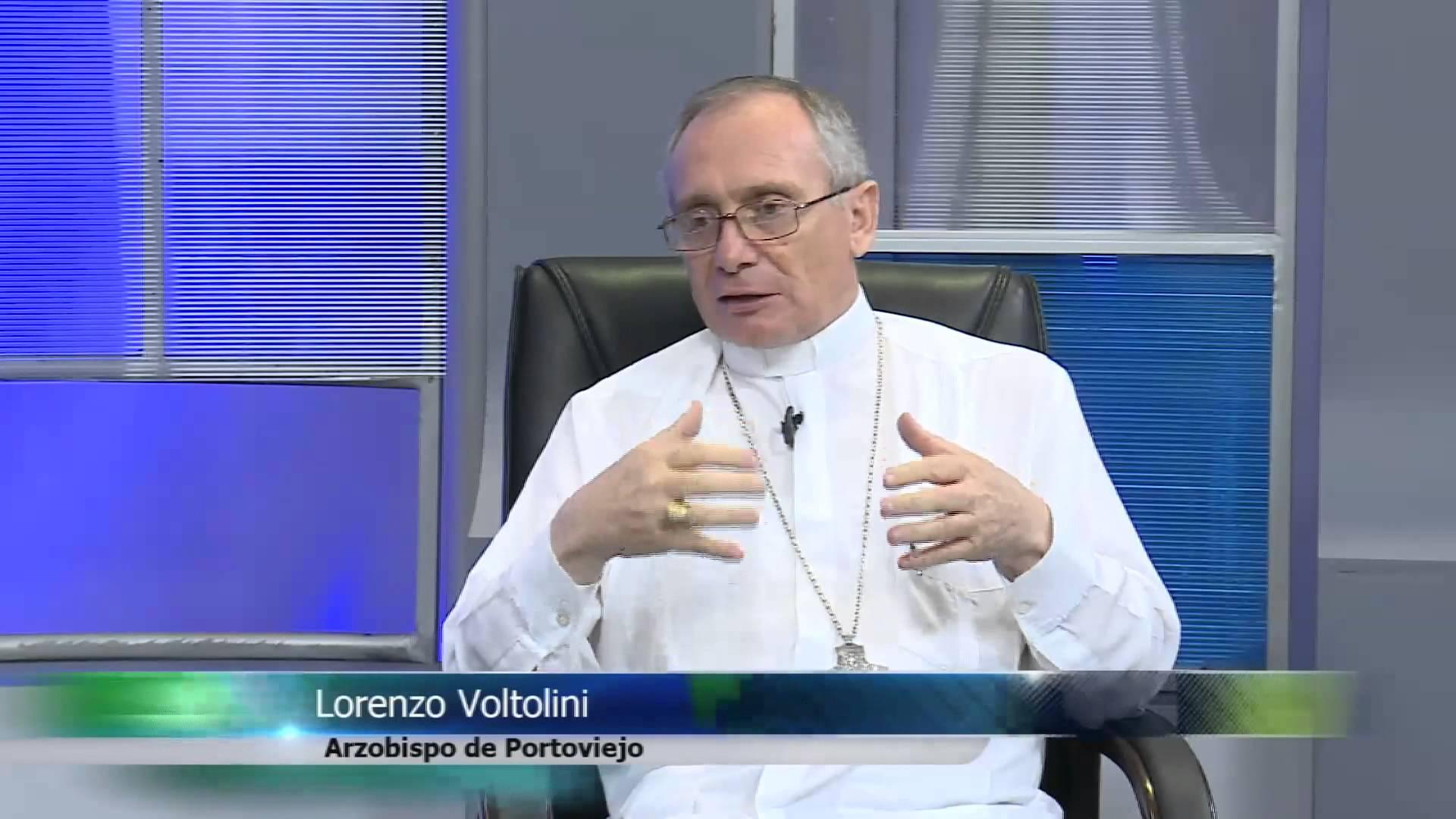 Mons. Lorenzo Voltolini Esti © YouTube