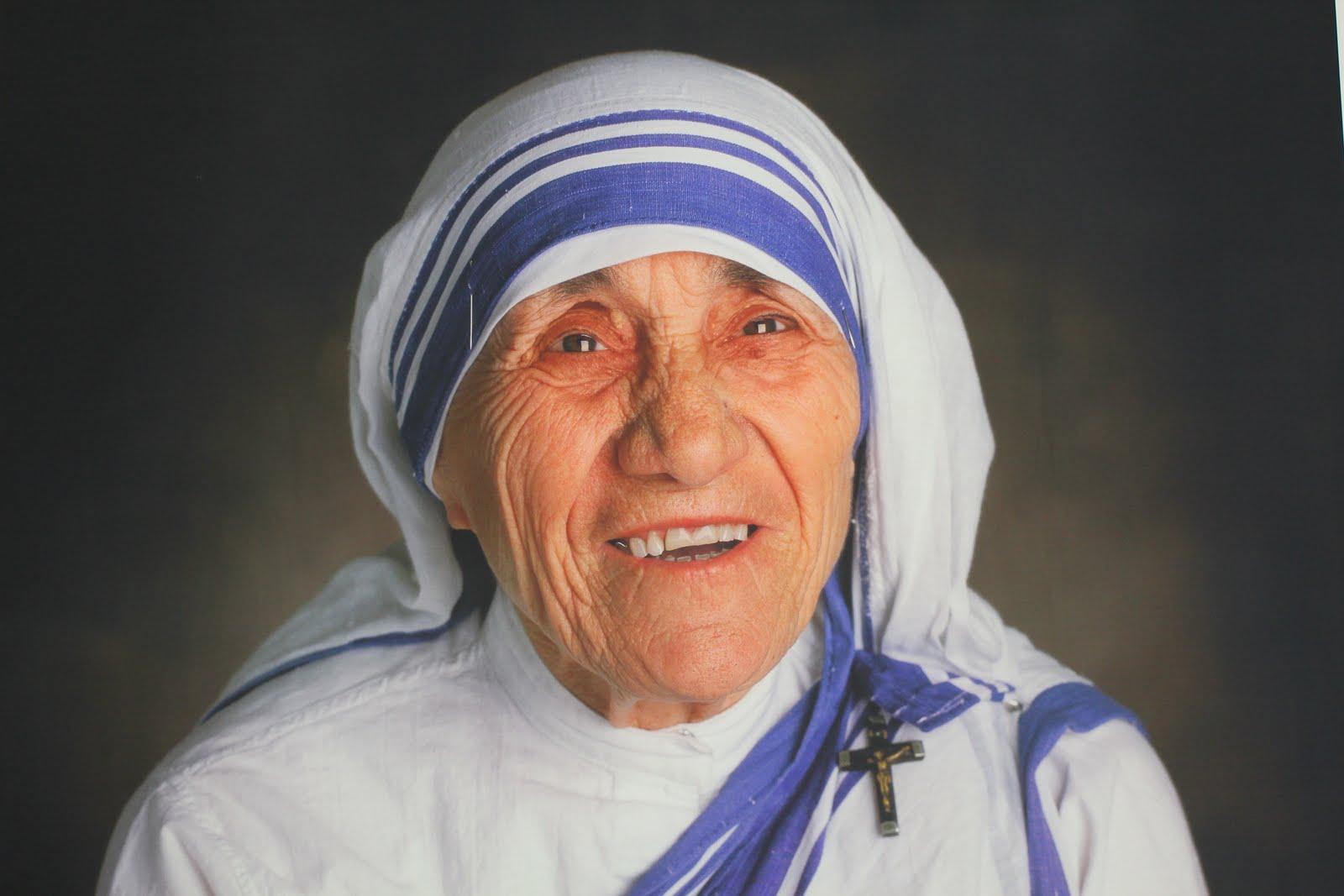 Madre Teresa de Calcuta © Diócesis de Santander