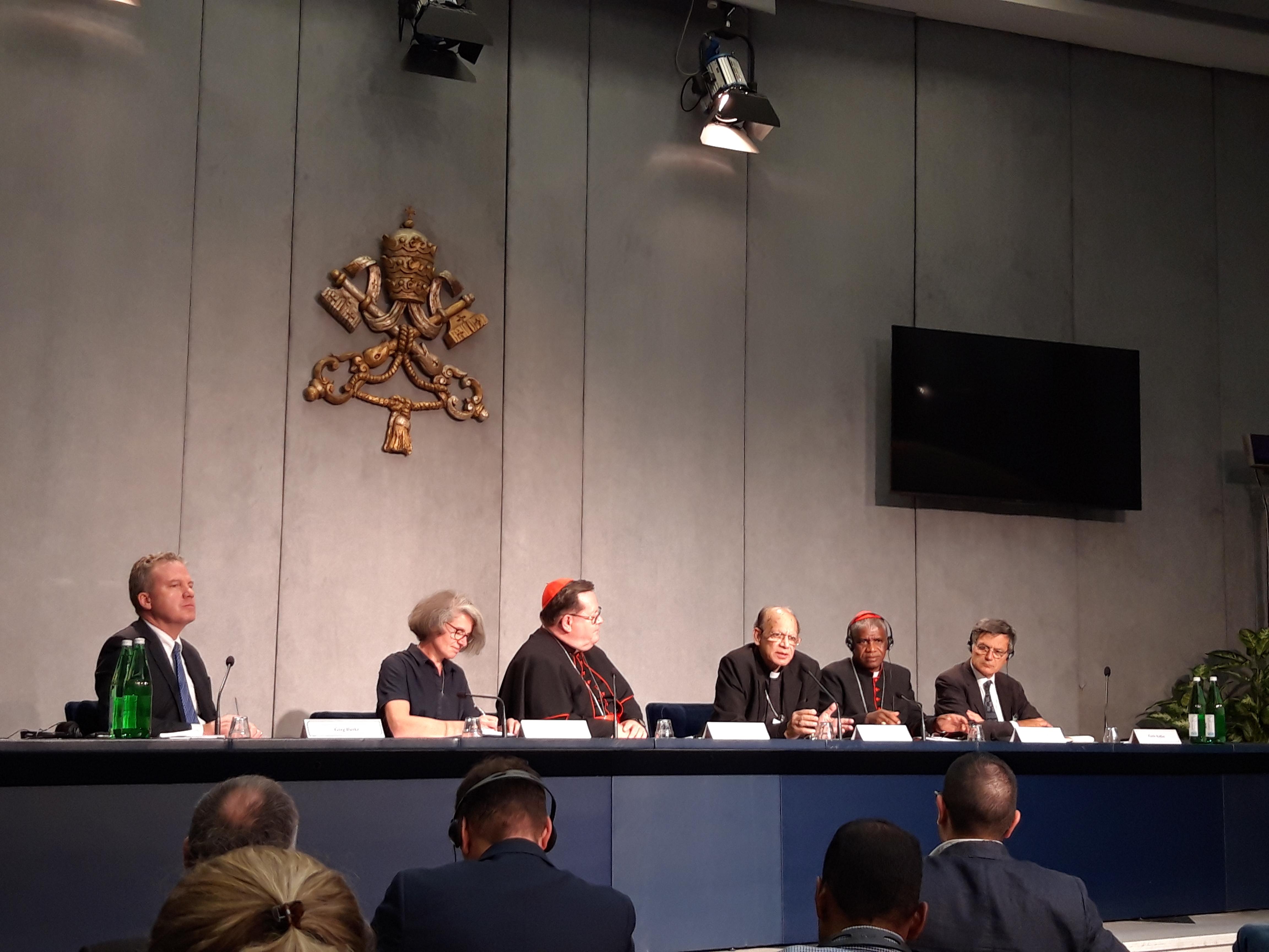 Briefing sobre el Sínodo, 9 de octubre 2018 © Zenit