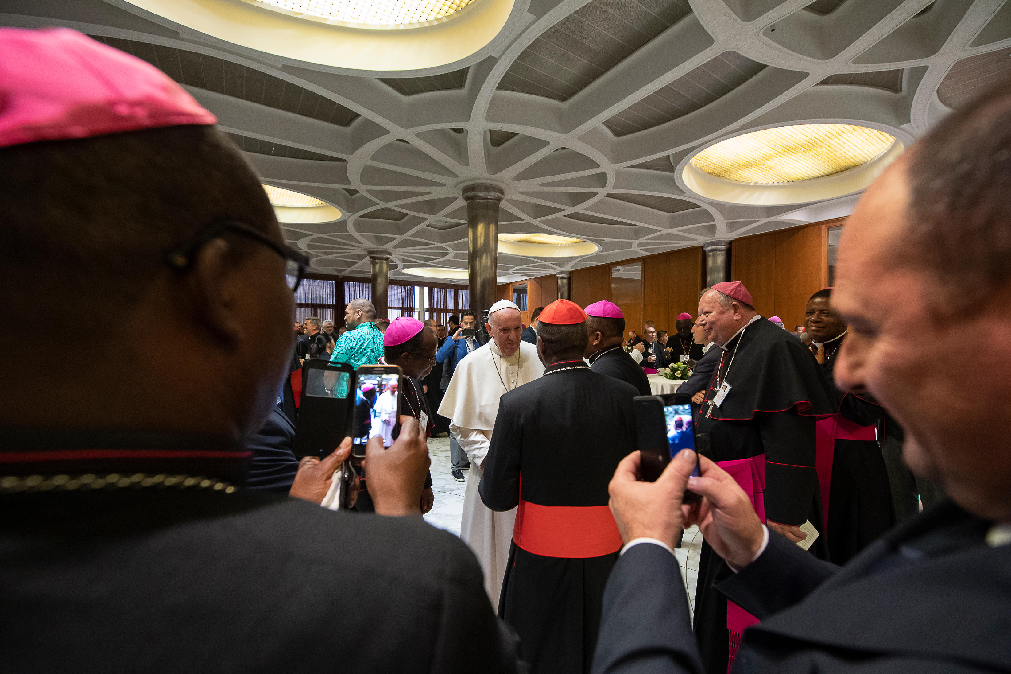 2a Congregación General Del Sínodo De Los Obispos Sobre La Juventud, 4 De Octubre © Vatican Media
