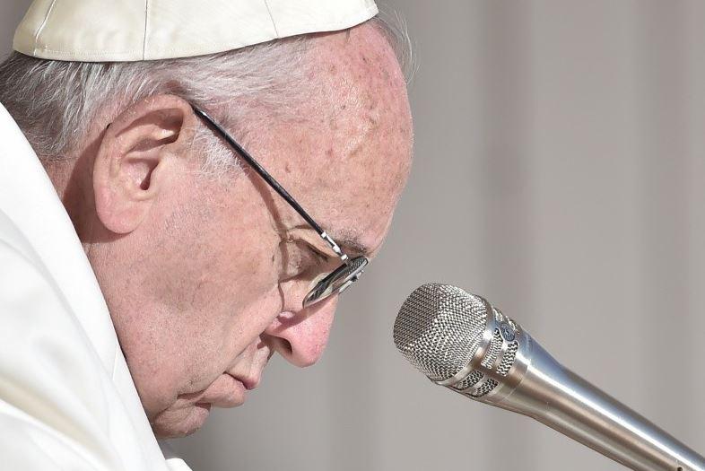 Audiencia General 24 /01/ 2018 © Vatican Media