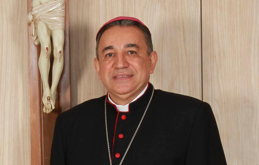 Mons. José Domingo Ulloa © Conferencia Episcopal Panameña