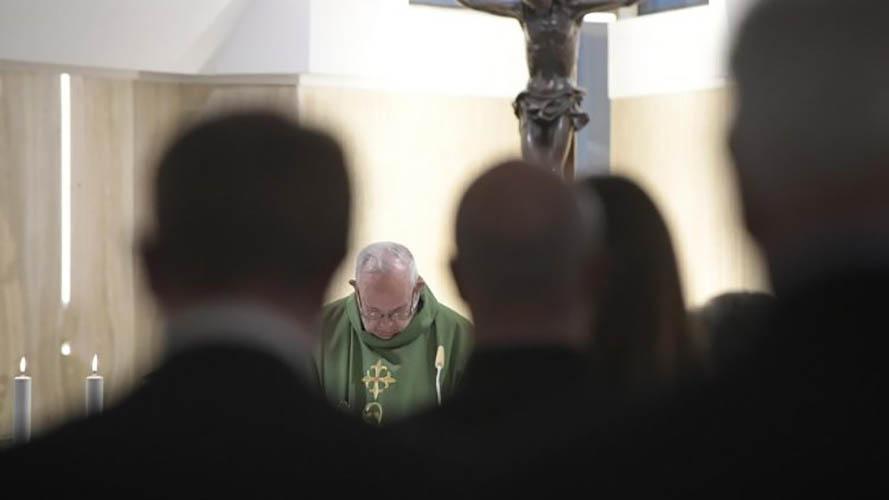 Misa en Santa Marta, 9 oct. 2018 © Vatican Media