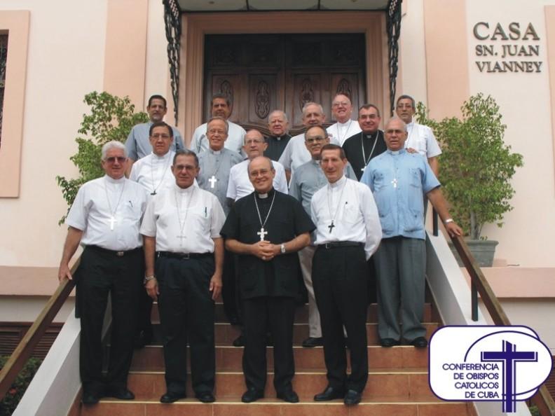 Obispos cubanos © Conferencia de Obispos Católicos de Cuba