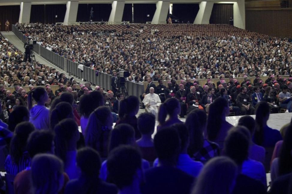 Sínodo De Los Obispos, Vigilia Con Los Jóvenes © Vatican Media