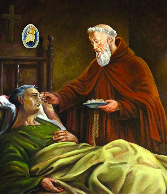 Beato Ángel de Acri © Orden Franciscana Seglar de Avilés