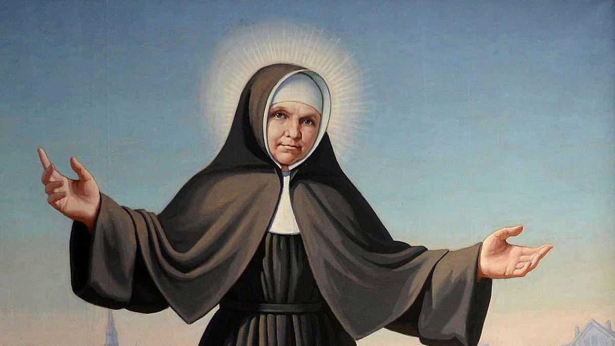 Katharina Kasper © Pfarrei St. Bonifatius Wirges