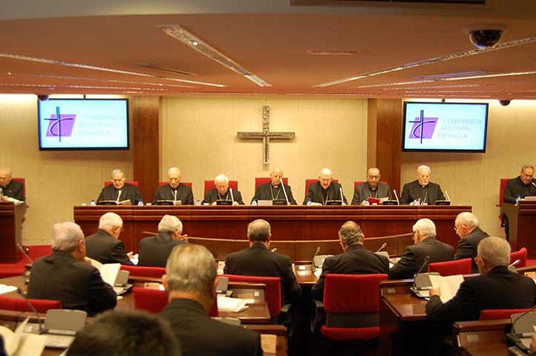 Los obispos españoles celebran la 112ª Asamblea Plenaria © Conferencia Episcopal Española