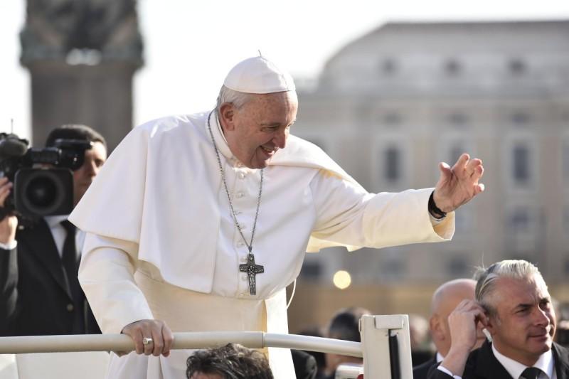 Audiencia general, 14 noviembre 2018 © Vatican Media