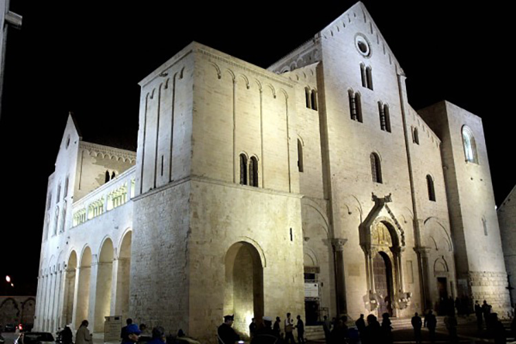 Basílica San Nicolas de Bari