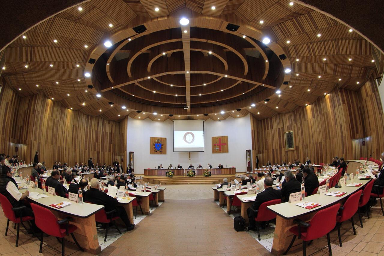 Los obispos mexicanos se reunieron en la CVI Asamblea Plenaria © CEM