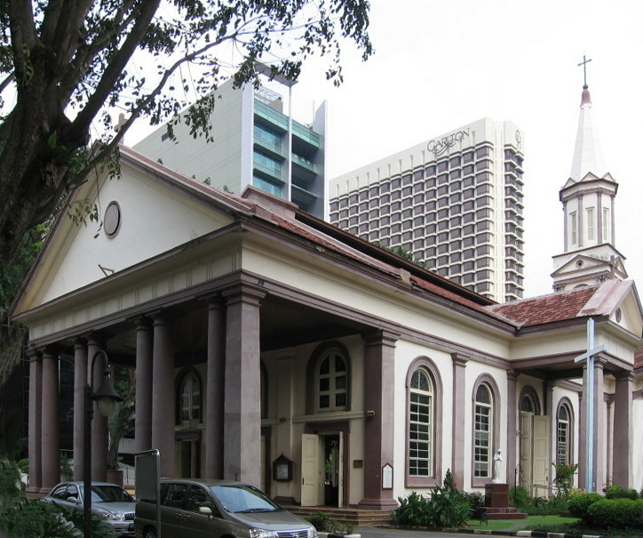 Catedral del Buen Pastor, Singapur © Sengkang
