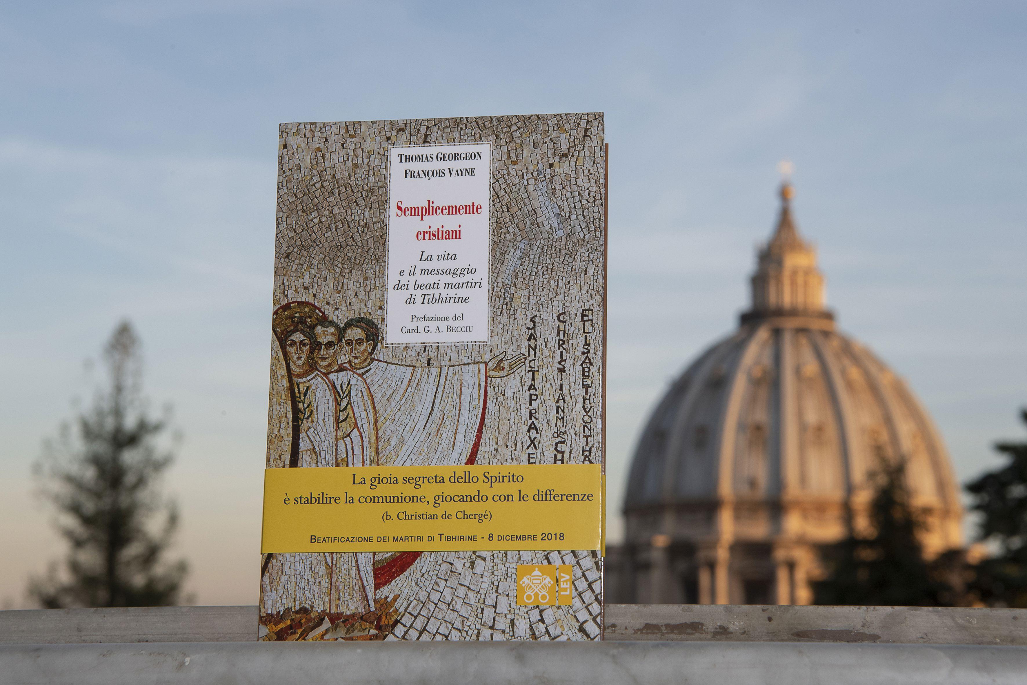 Nuevo libro sobre los mártires de Tibhirine © Librería Editorial Vaticana