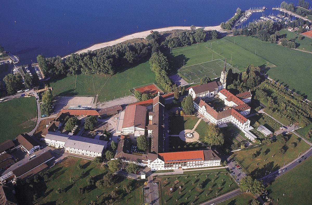 Abadía territorial de Wettingen-Mehrerau © Wikipedia