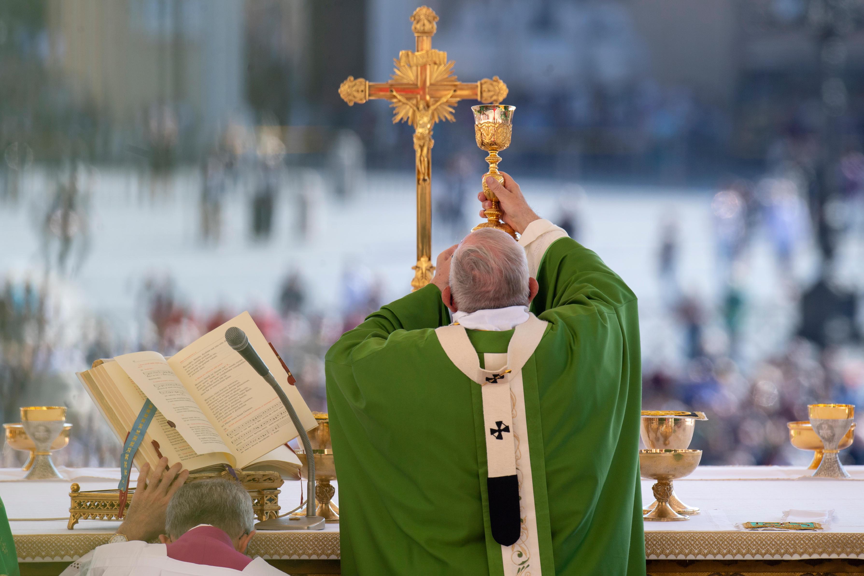 Misa De Apertura Del Sínodo De 2018 © Vatican Media