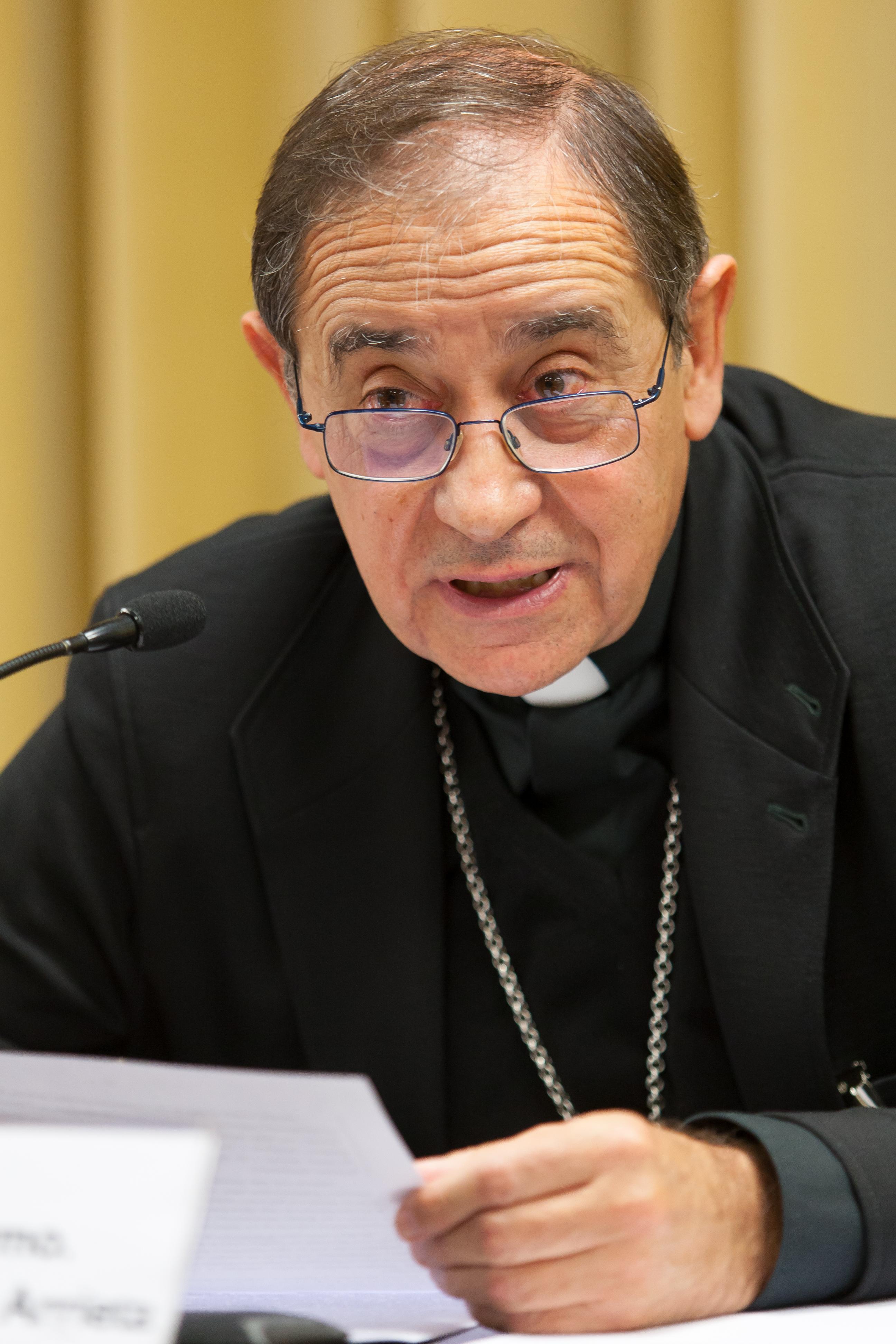 Mons. Juan Ignacio Arrieta © Universidad de Navarra