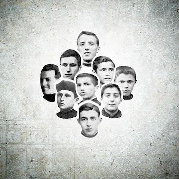 Seminaristas Mártires de Oviedo © facebook seminario