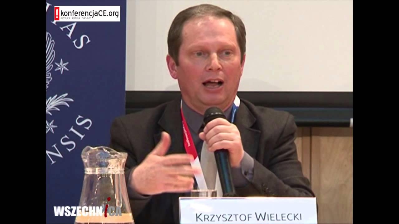 Profesor Krzysztof Wielecki © Yotube