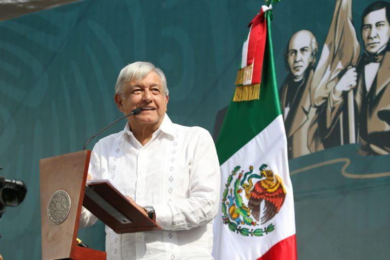 Andrés Manuel López Obrador © lopezobrador.org.mx/