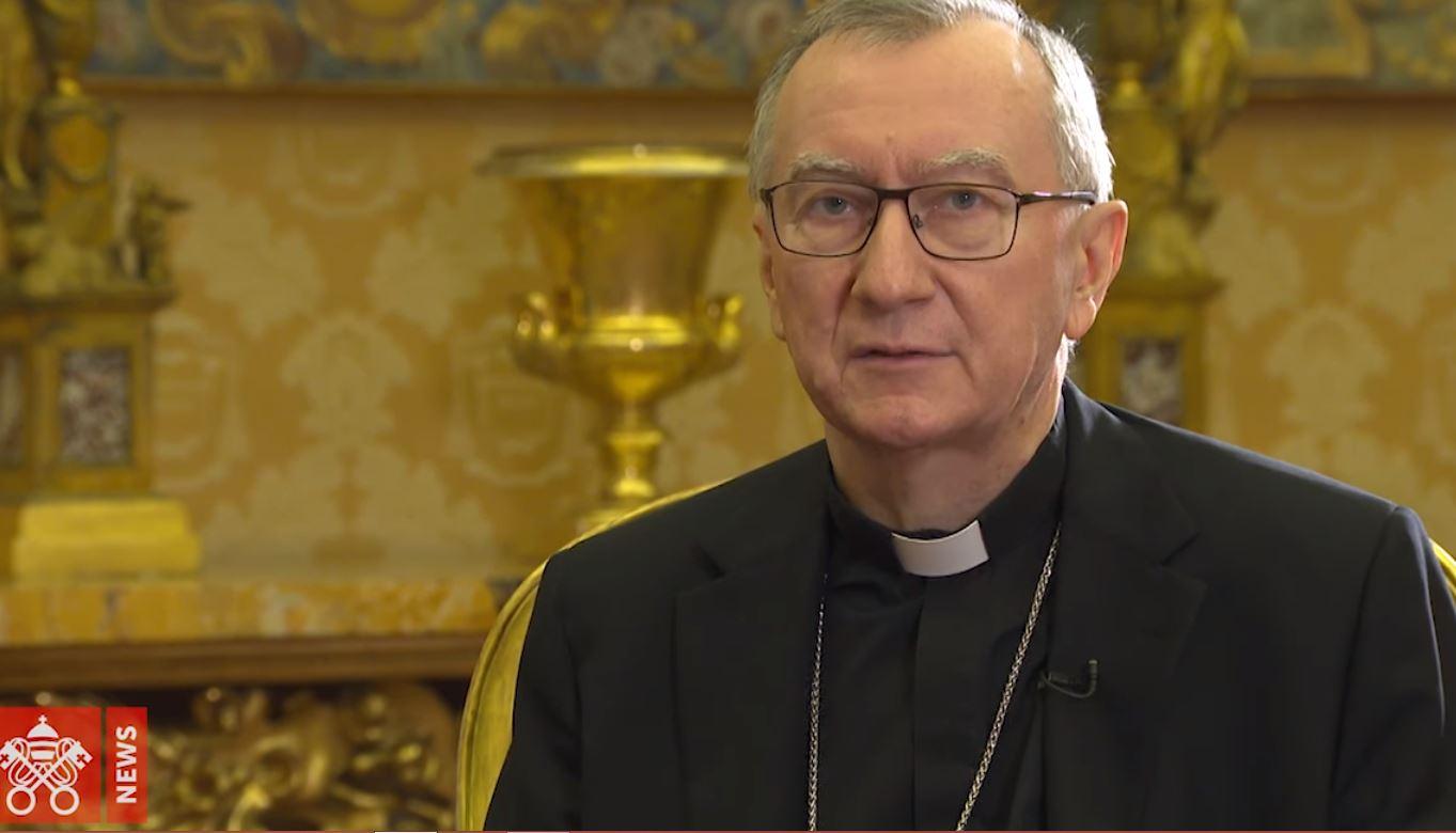Votación del documento final. Captura Vatican Media