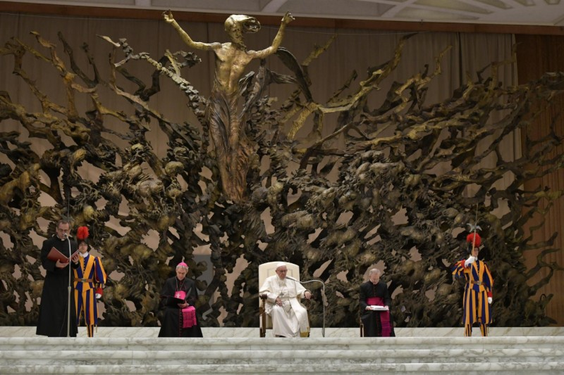 Audiencia general, 5 de diciembre de 2018 © Vatican Media
