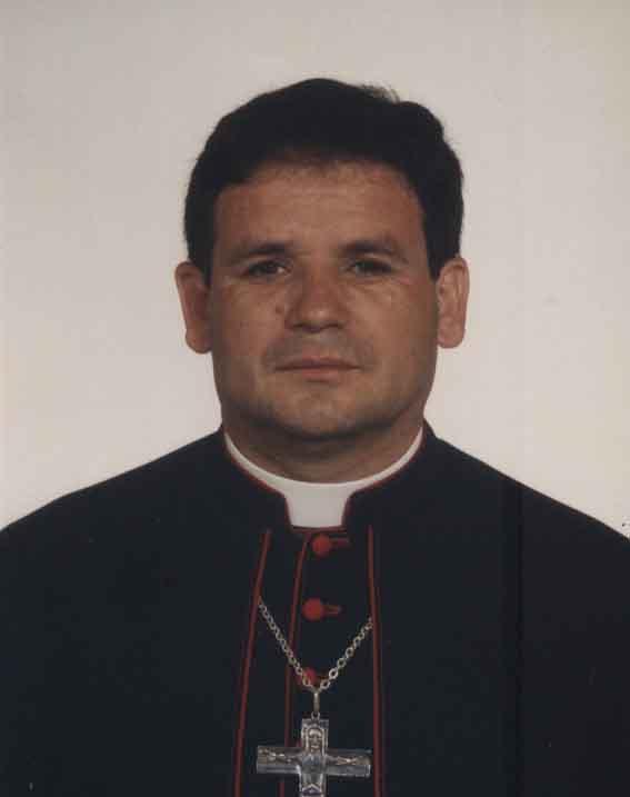 Mons. Jesús Alfonso Guerrero © Discípulos misioneros en la Gran Sabana