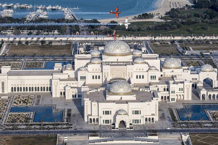 Palacio Presidencial en Abu Dhabi © Di en Línea