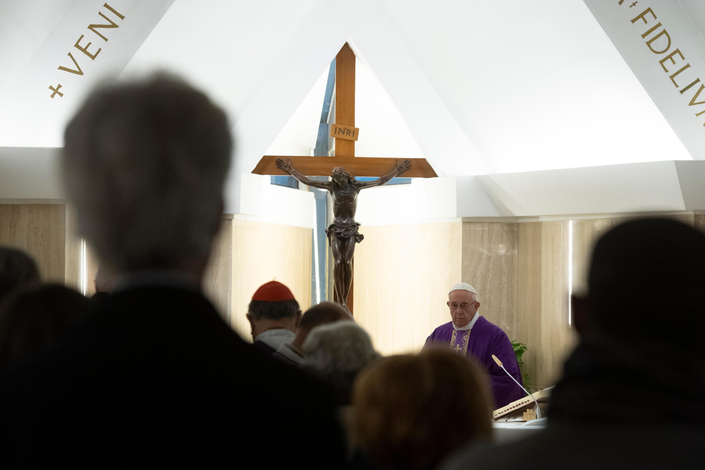 Segunda semana de Adviento, 10 dic. 2018 © Vatican Media
