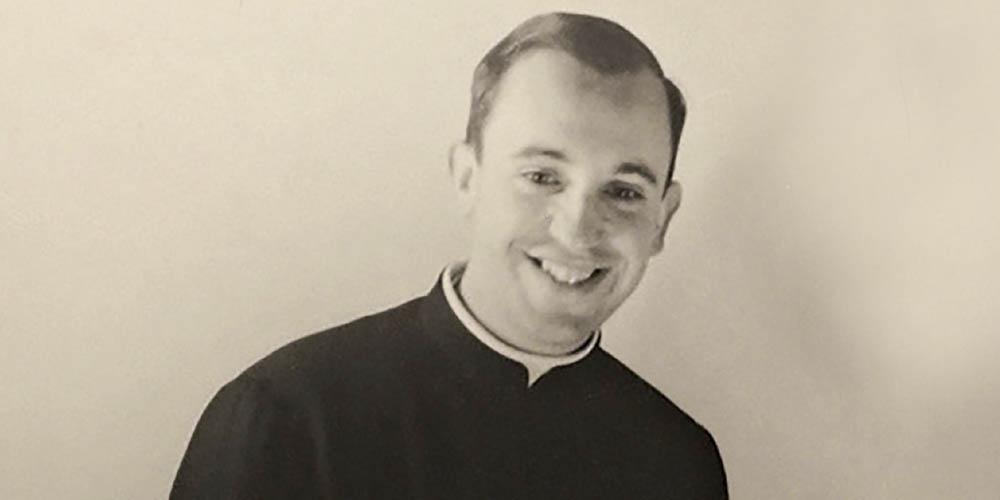 Jorge Mario Bergoglio © Compañía De Jesús