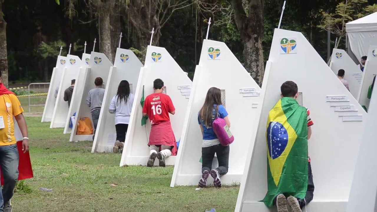 JMJ en Brasil © Youtube