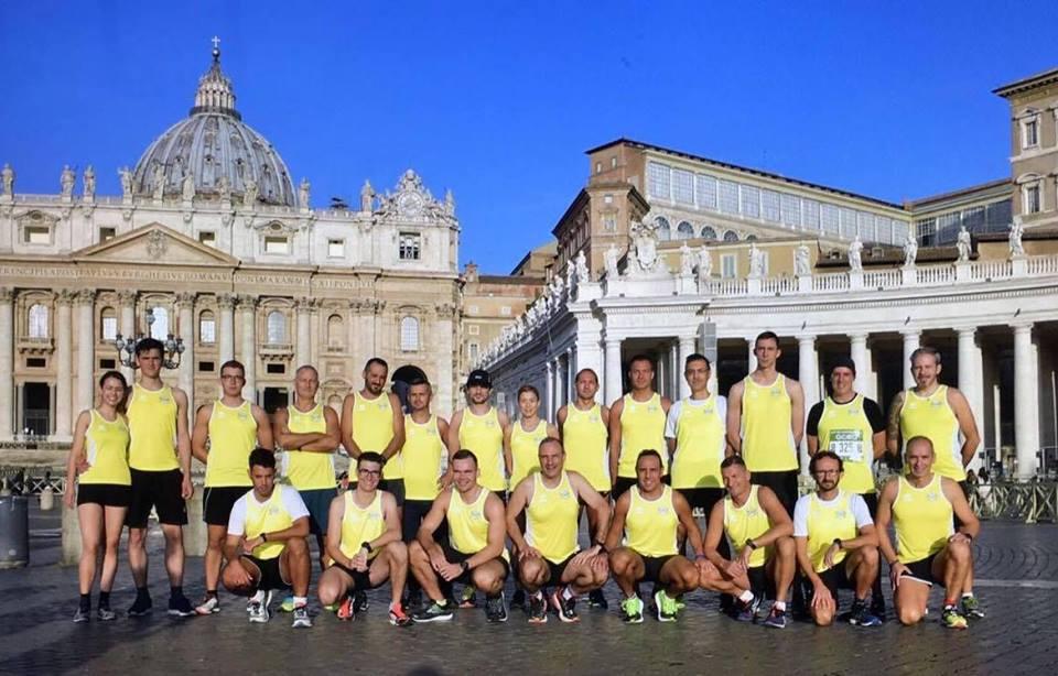 Athletica Vaticana © Facebook