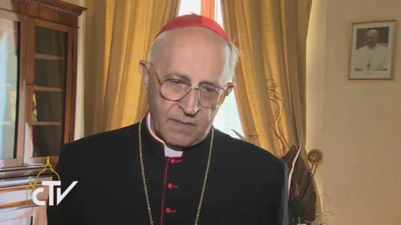 Cardenal Filoni Captura CTV