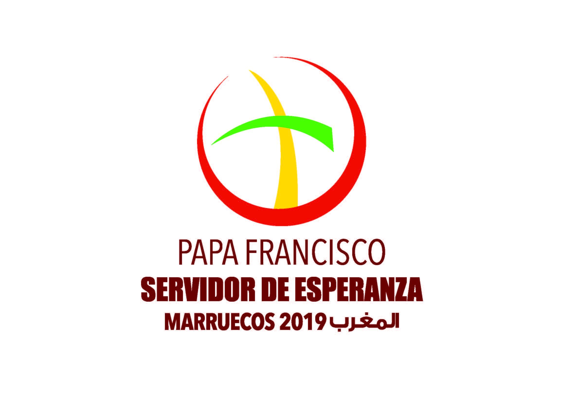 Logo del Viaje del Papa a Marruecos © Vatican Media