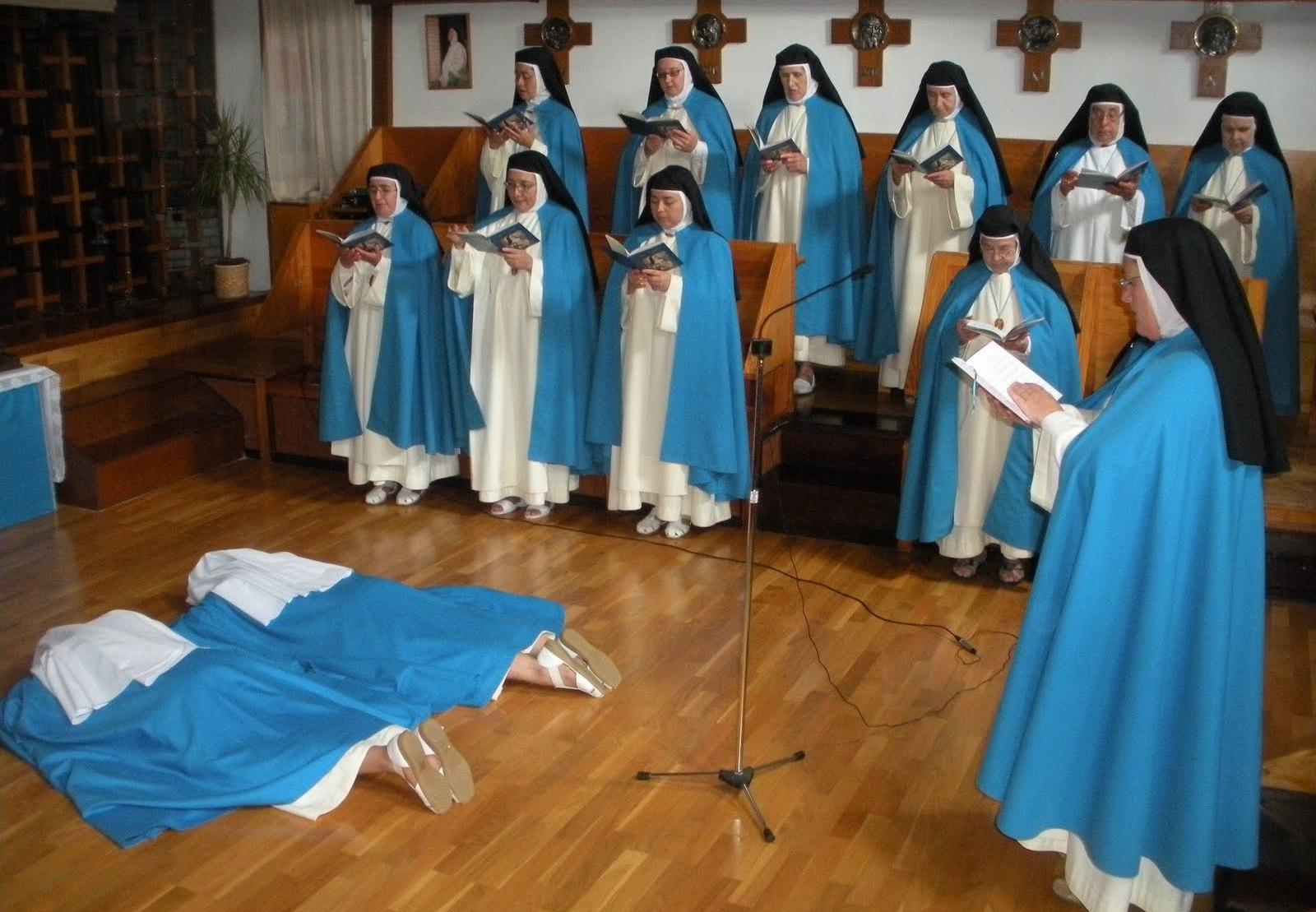 Monjas Concepcionistas españolas © Divinas Vocaciones Religiosas