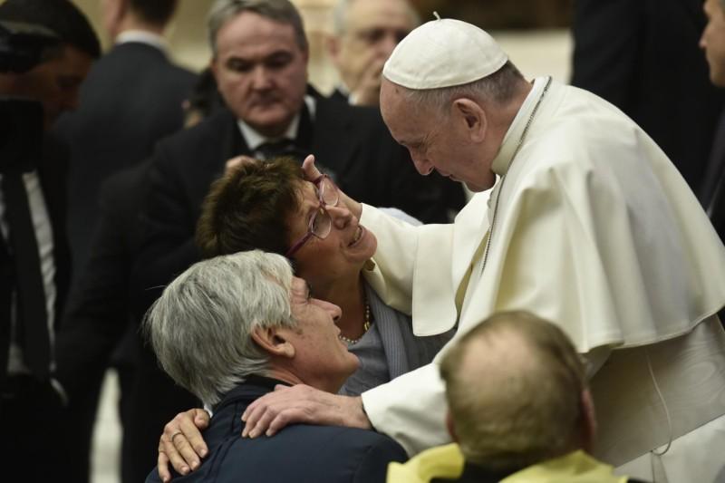 Audiencia general, 16 enero 2019 © Vatican Media