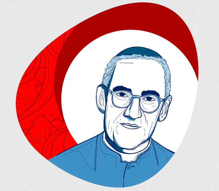 San Óscar Arnulfo Romero © JMJ Panamá 2019