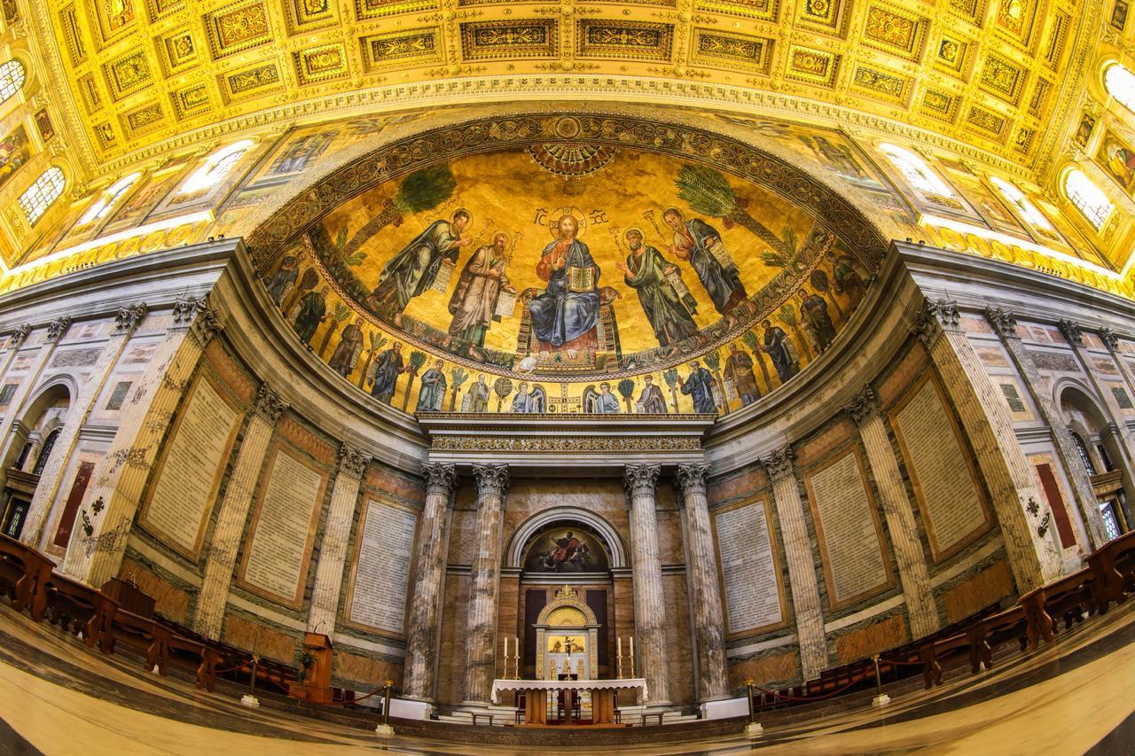 Basílica de San Pablo Extramuros © Zenit
