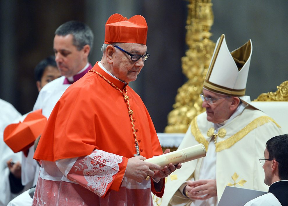 cardenal Fernando Sebastian