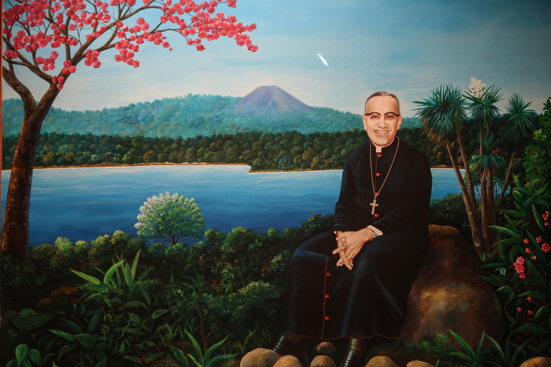 Óscar Arnulfo Romero © Cathopic