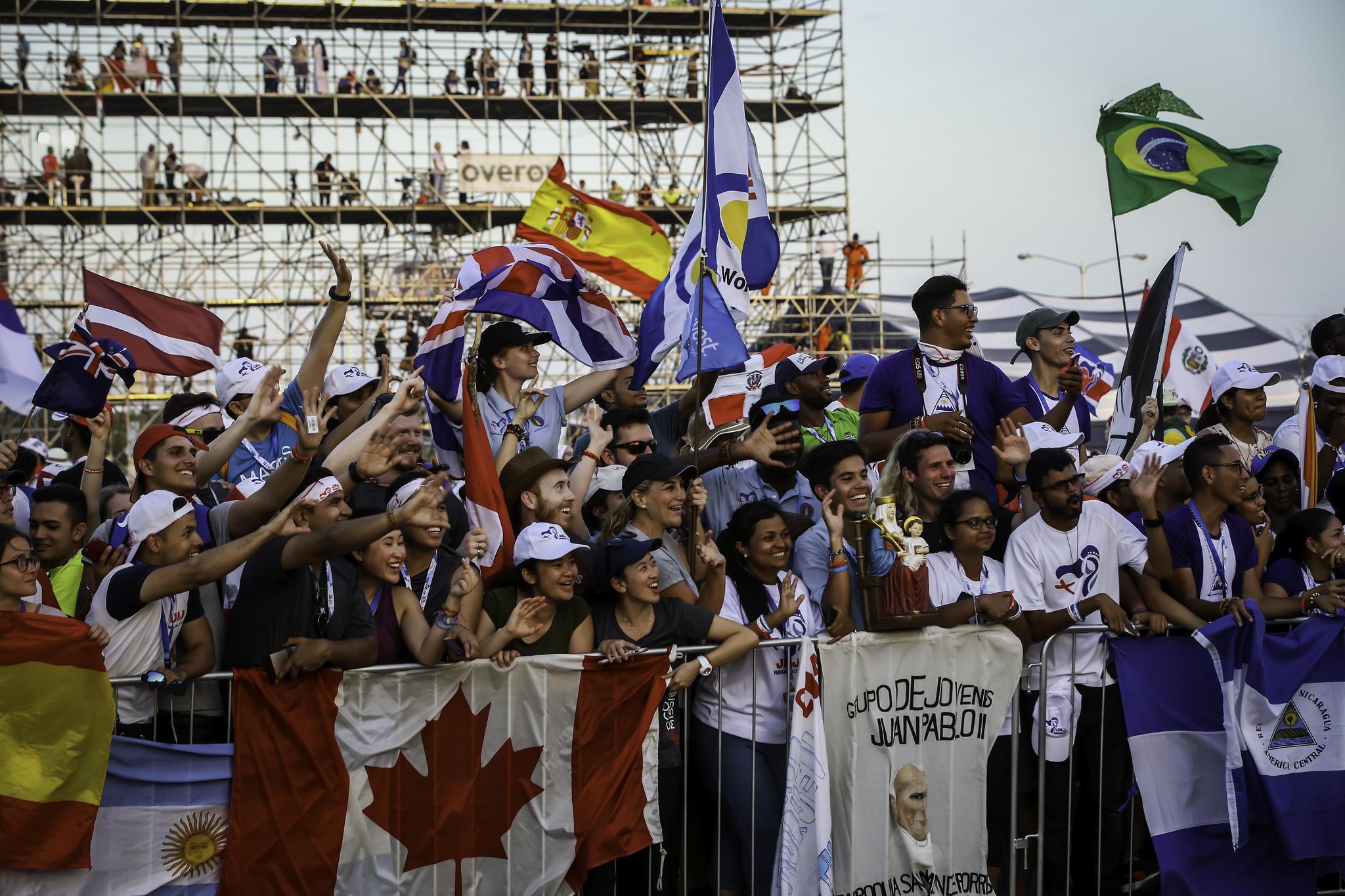 Misa de Envío JMJ Panamá 2019 © Vatican Media