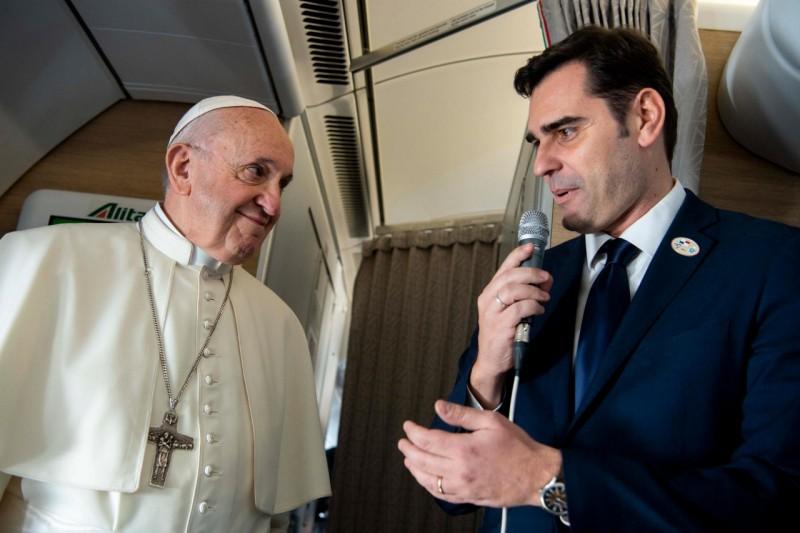 Alessandro Gisotti © Vatican Media