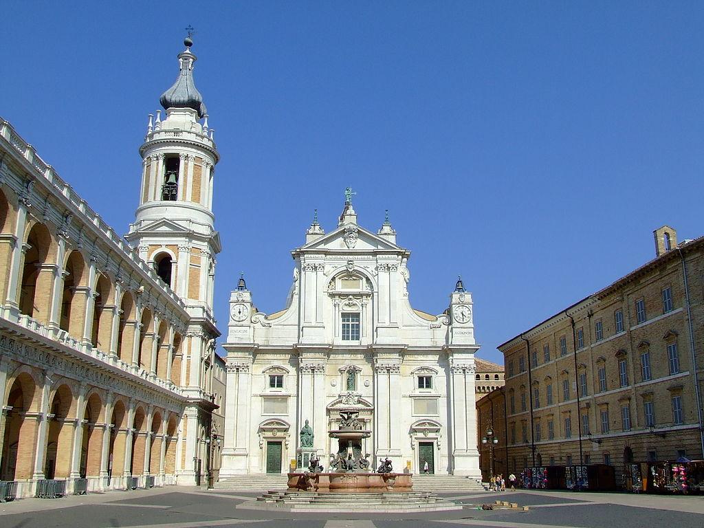 Basílica de Loreto. Wikimedia