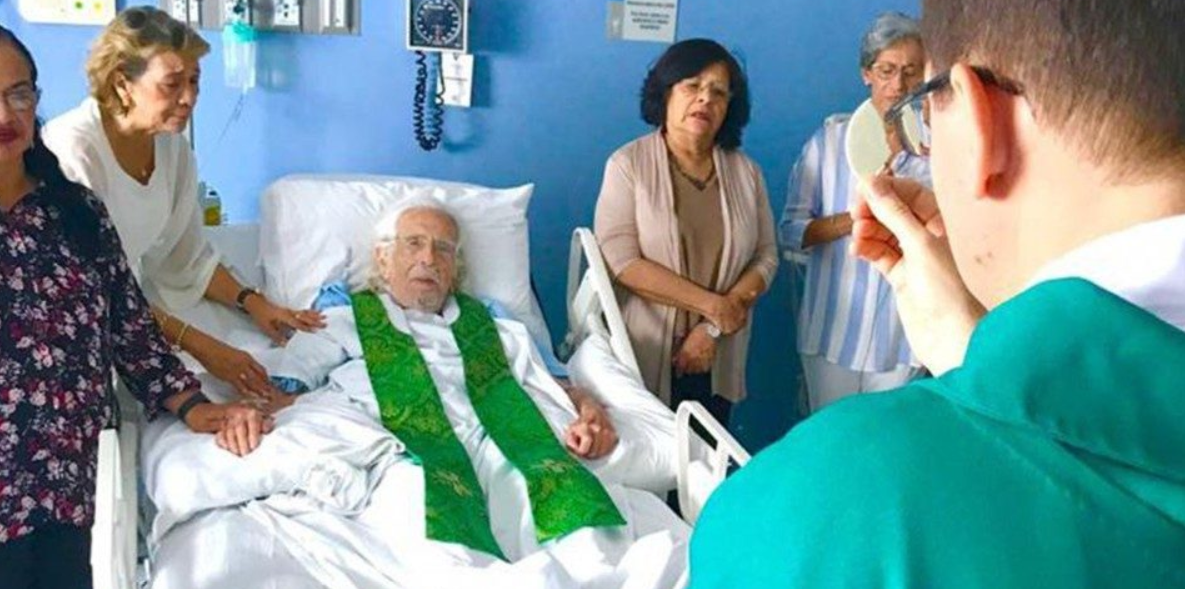 Padre Ernesto Cardenal © Vatican News