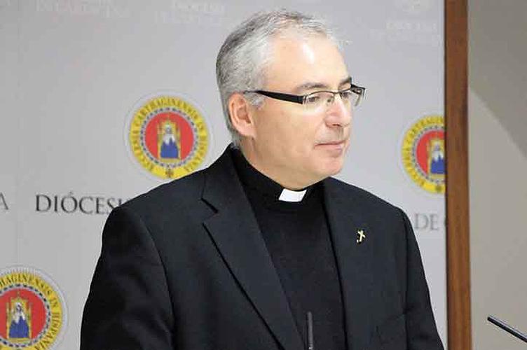 Sebastian Chico Martínez © Conferencia Episcopal Española