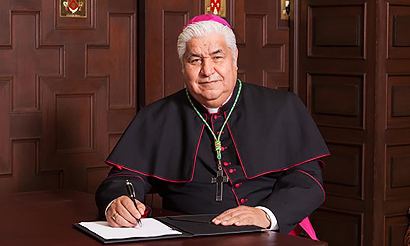 Mons Rogelio Cabrera López © Arquidiócesis de Monterrey