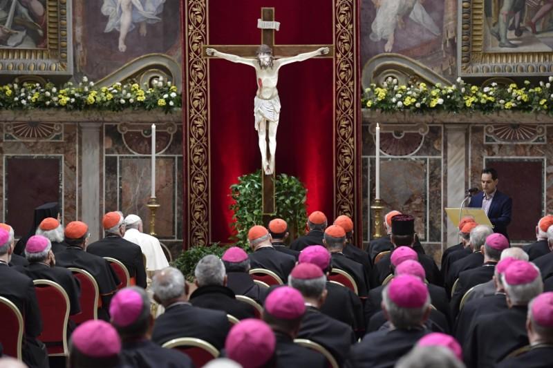 Testimonio de una víctima de abuso, de Chile © Vatican News