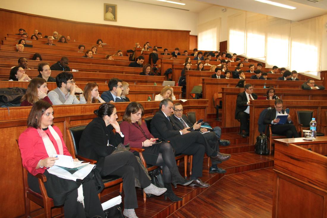 Seminario internacional sobre salud, migración y paz © Instituto Id de Cristo Redentor